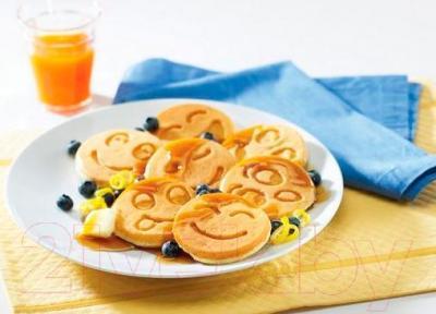 Сковорода Peterhof PH-15467 - оладьи приготовленные на сковороде