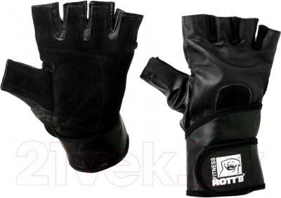 Перчатки для пауэрлифтинга Rotts 354-09564 XL