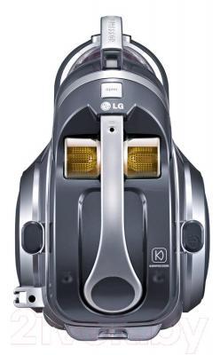 Пылесос LG VK89304H - вид сверху