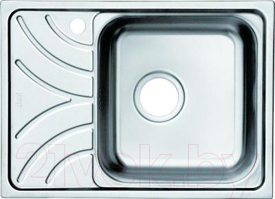 Мойка кухонная Iddis Arro ARR60SRi77