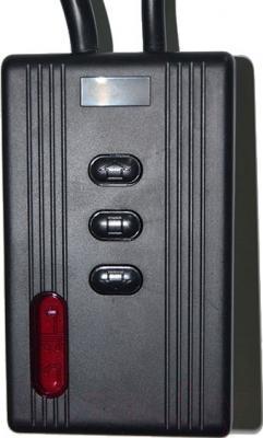 Проекционный экран Classic Solution Lyra 242x144 (E 234x132/9 MW-S0/W) - пульт ДУ