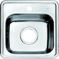 Мойка кухонная Iddis Strit STR38S0i77 -