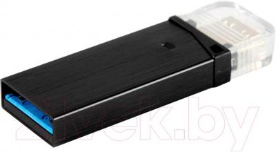 Usb flash накопитель Goodram Twin 64GB (PD64GH3GRTNKR9)