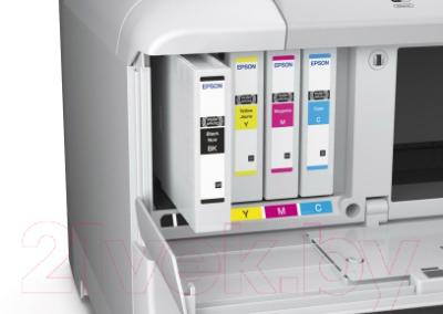Принтер Epson WorkForce WF-8090DW (C11CD43301)
