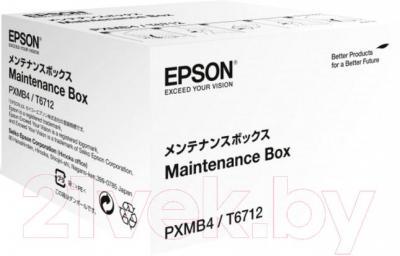 Емкость для отработанных чернил Epson C13T671200