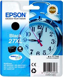 Картридж Epson C13T27114020