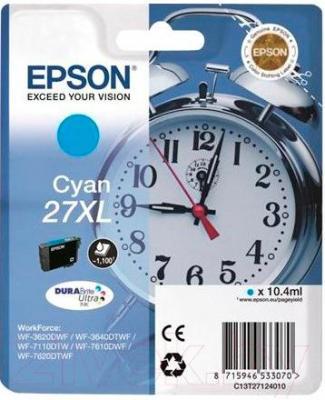 Картридж Epson C13T27124020