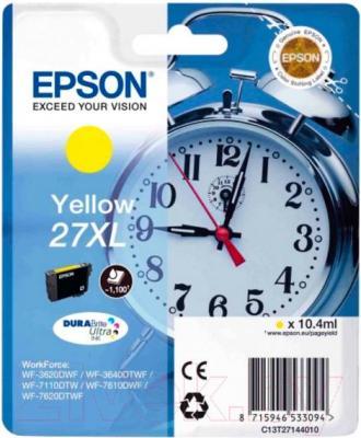 Картридж Epson C13T27144020