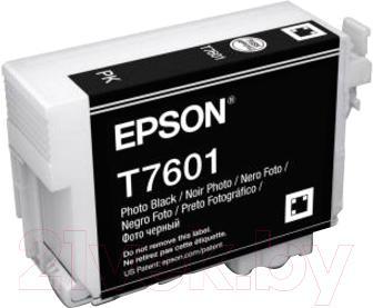 Картридж Epson C13T76014010