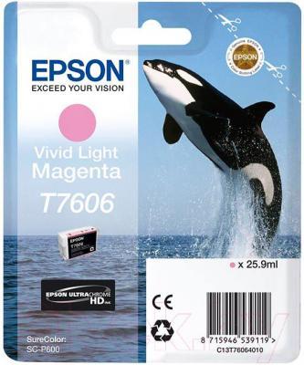 Картридж Epson C13T76064010