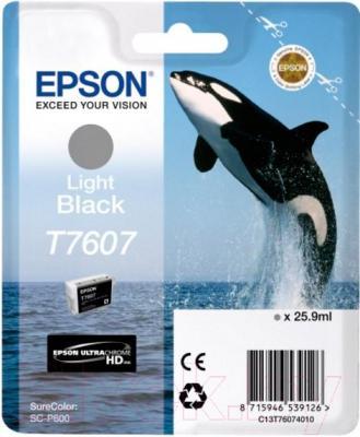 Картридж Epson C13T76074010