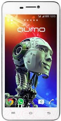 Смартфон Qumo Quest 507 (серебристый)