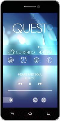 Смартфон Qumo Quest 507 (черный)