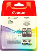 Комплект картриджей Canon PG-510/CL-511 Multipack -