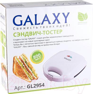 Сэндвичница Galaxy GL 2954