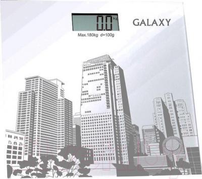 Напольные весы электронные Galaxy GL 4803