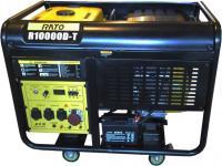 Бензиновый генератор Rato R10000D -