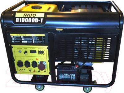 Бензиновый генератор Rato R10000D