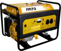 Бензиновый генератор Rato R6000T -