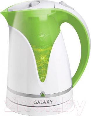 Электрочайник Galaxy GL 0214 (зеленый)
