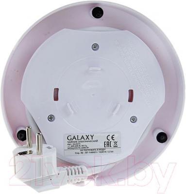Электрочайник Galaxy GL 0215 - прорезиненные ножки