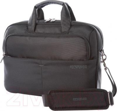 Сумка для ноутбука Samsonite American Tourister Speedair Black 23Z-09009