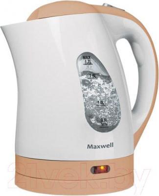 Электрочайник Maxwell MW-1014 BN