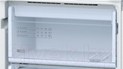Холодильник с морозильником Bosch KGN39LB10R