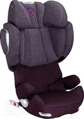Автокресло Cybex Solution Q-Fix Plus (Grape Juice)