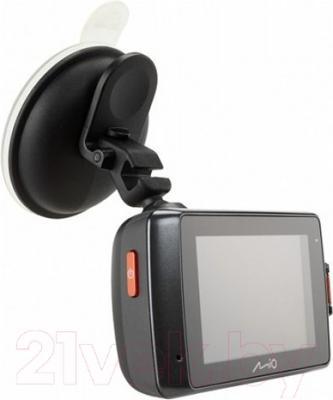 Автомобильный видеорегистратор Mio MiVue 668 - с сенсорным экраном