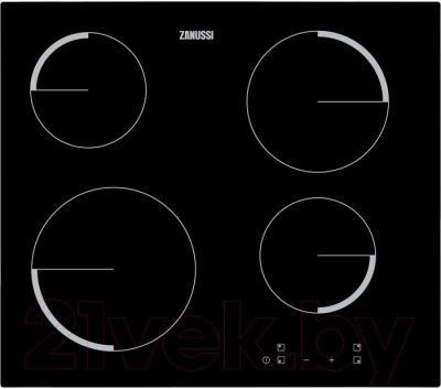 Электрическая варочная панель Zanussi ZEV56240FA