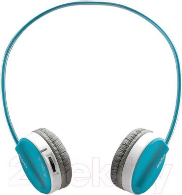 Наушники-гарнитура Rapoo H3070 (голубой)