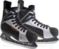 Коньки хоккейные Tukzar TZ-216C (размер 34) -