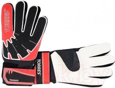 Перчатки вратарские Torres Training FG05038-RD (размер 8)