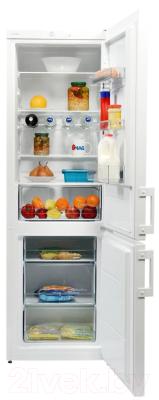 Холодильник с морозильником Gorenje RK6191AW