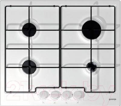 Газовая варочная панель Gorenje G6N4ZBW