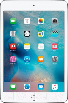 Планшет Apple iPad mini 4 64GB / MK9H2RK/A (серебристый)