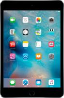 Планшет Apple iPad mini 4 Cell 128GB / MK762RK/A (серый космос) -