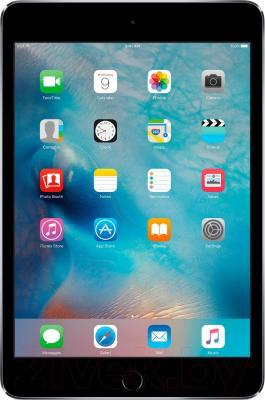 Планшет Apple iPad mini 4 Cell 128GB / MK762RK/A (серый космос)