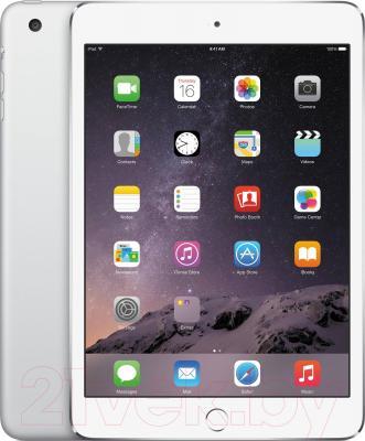 Планшет Apple iPad mini 4 Cell 128GB / MK772RK/A (серебристый)