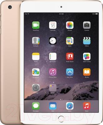 Планшет Apple iPad mini 4 Cell 128GB / MK782RK/A (золотой)