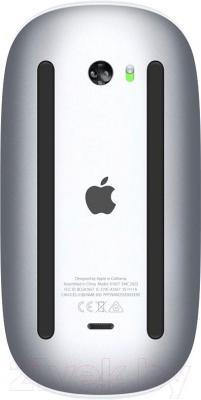 Мышь Apple Magic Mouse 2 / MLA02Z/A - обратная сторона мыши