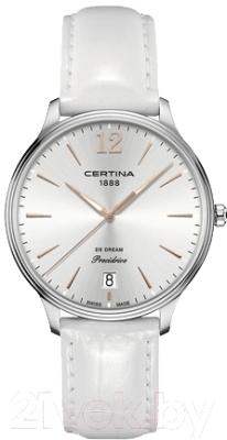 Часы женские наручные Certina C021.810.16.037.01