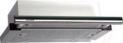 Вытяжка телескопическая Elikor Интегра 60Н-400-В2Л (нержавеющая сталь)