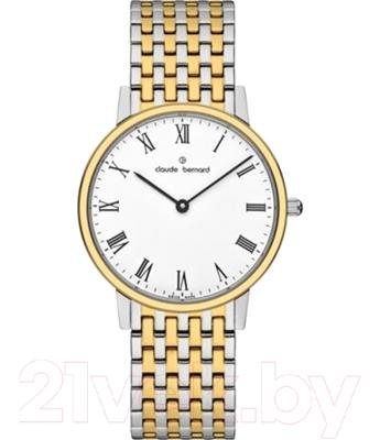 Часы мужские наручные Claude Bernard 20061-357JM-BR
