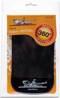 Коврик-липучка Airline ASM-B-01 (черный)