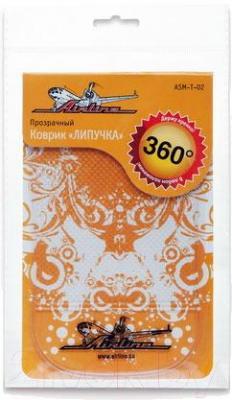 Коврик-липучка Airline ASM-T-02 (прозрачный)