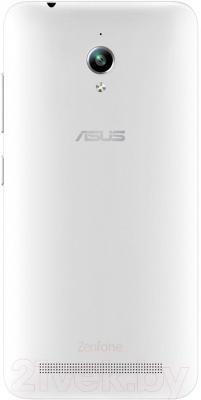 Смартфон Asus ZenFone Go / ZC500TG-1B089RU (белый)