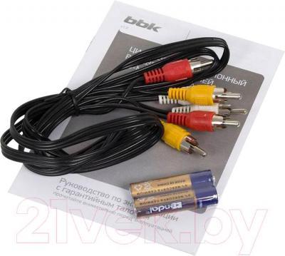 Тюнер цифрового телевидения BBK SMP014HDT2 (черный) - комплектация