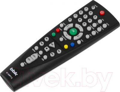 Тюнер цифрового телевидения BBK SMP132HDT2 (черный) - пульт